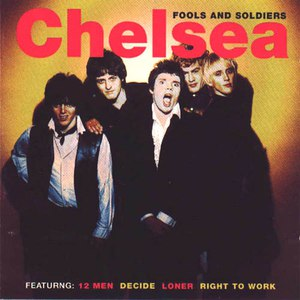 Chelsea альбом Fools And Soldiers