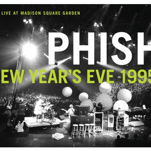 Phish альбом Live At Madison Square Garden New Year's Eve 1995