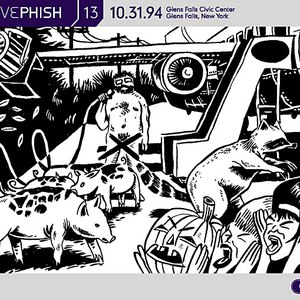 Phish альбом LivePhish, Vol. 13 10/31/94