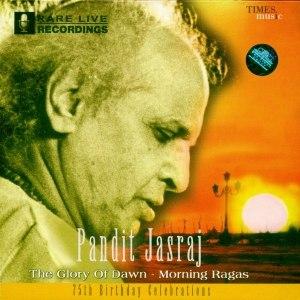 Pandit Jasraj альбом The Glory of Dawn