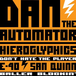 Dan The Automator альбом Don't Hate The Player