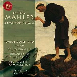 "Gustav Mahler альбом Symphony No. 2 ""Resurrection"""