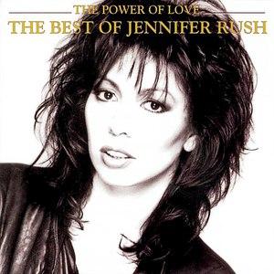 Jennifer Rush альбом The Power Of Love - The Best Of Jennifer Rush