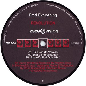 Fred Everything альбом Under the Sun