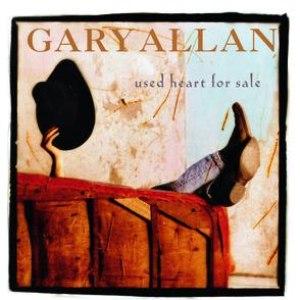 Gary Allan альбом Used Heart For Sale