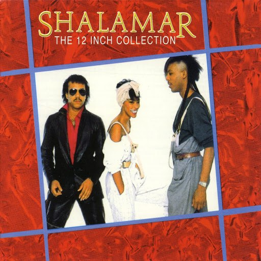 Shalamar альбом The 12 Inch Collection