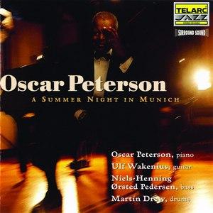Oscar Peterson альбом A Summer Night In Munich