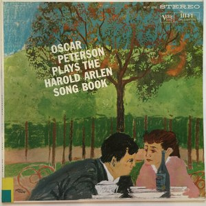 Oscar Peterson альбом Plays the Harold Arlen Song Book