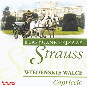 Capriccio альбом Johann Strauss and Vienna Rollers