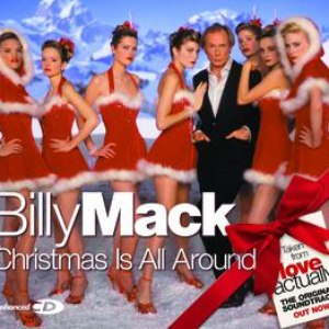 Billy Mack альбом Christmas Is All Around
