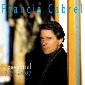 Francis Cabrel альбом L'Essentiel 1977-2007