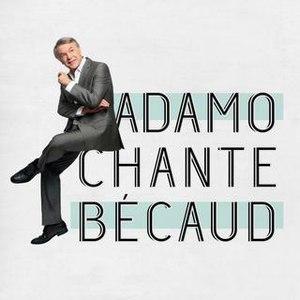 Salvatore Adamo альбом Adamo chante Becaud