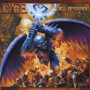 Cage альбом Hell Destroyer