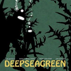 DeepSeaGreen альбом DeepSeaGreen