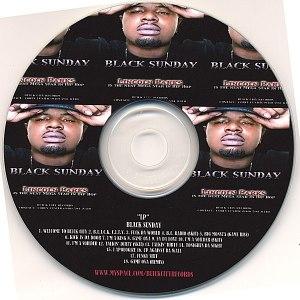 Lp альбом Black Sunday
