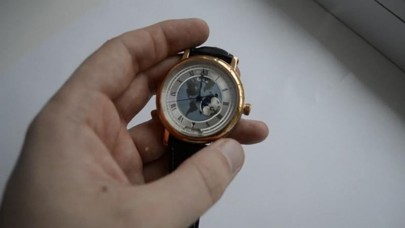 Элитные мужские часы Breguet