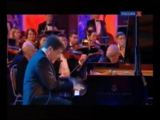 Джорж Гершвин - Рапсодия в стиле блюз (джазовая версия), Денис Мацуев