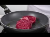 Как пожарить стейк