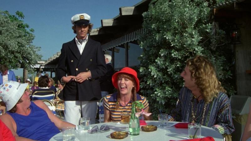 Гольф-клуб / Шалости / Caddyshack. 1980. 720p. Михалев. VHS