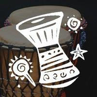 Логотип Барабаны АШЕ/ Этнический центр/ Школа Барабанов
