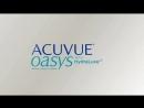 Попробуйте новые однодневные контактные линзы Acuvue Oasys 1 day