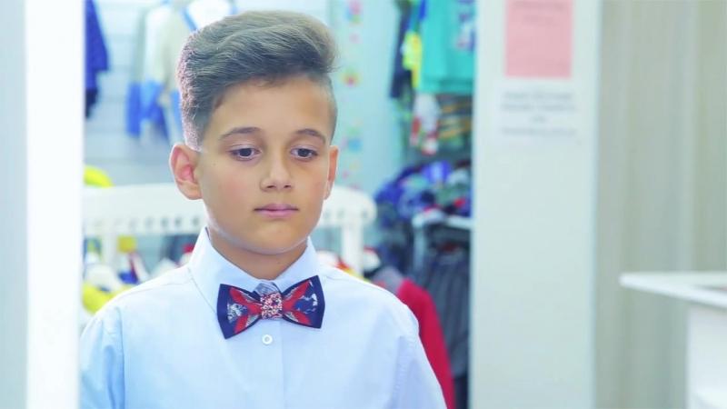 Магазин детской одежды Sofi В ролике принимали участие модели агентства SigmaKids! vk.com/sigmakids_minsk