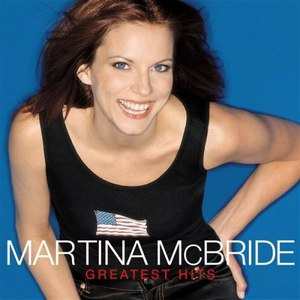 Альбом Martina McBride Greatest Hits