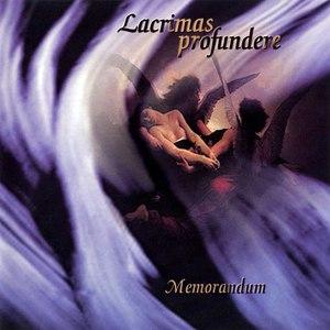 Lacrimas Profundere альбом Memorandum