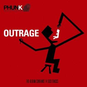 Альбом Phunk Investigation Outrage