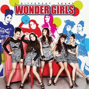 Альбом Wonder Girls 2 Different Tears
