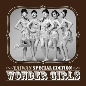 Wonder Girls альбом Taiwan Special Edition