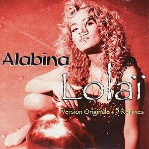 Alabina альбом Lolaï