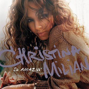 Christina Milian альбом So Amazin'
