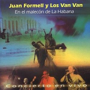Los Van Van альбом En El Malecón De La Habana