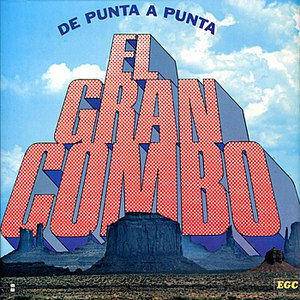 El Gran Combo альбом De Punta A Punta