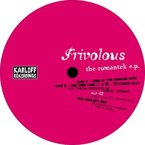 Frivolous альбом The Romantek EP