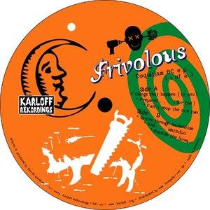 Frivolous альбом Coquitlam BC E.P. (1 of 2)