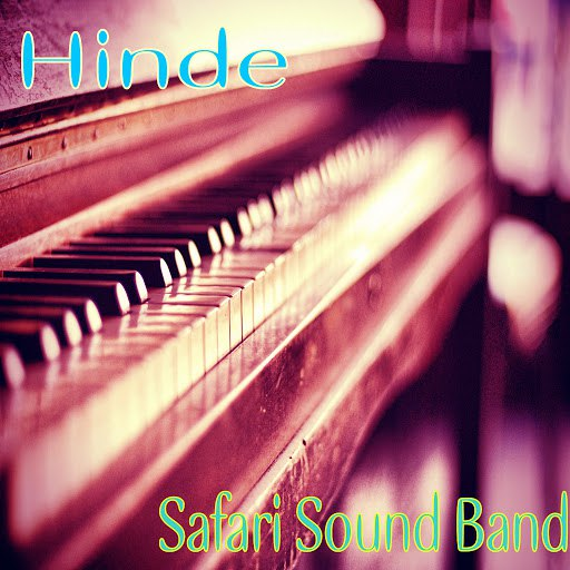 Альбом Safari Sound Band Hinde