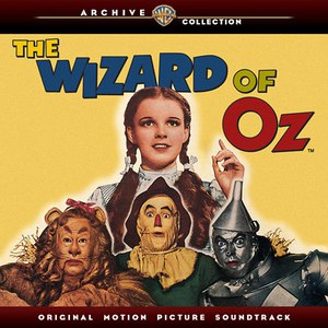 Judy Garland альбом The Wizard of Oz