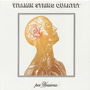 Vitamin String Quartet альбом Per_Versions