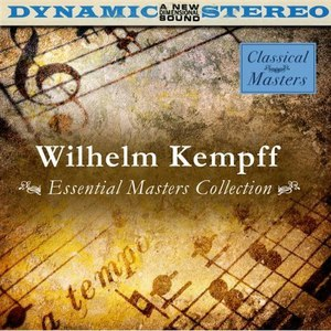 Wilhelm Kempff альбом Essential Masters Collection