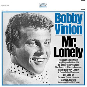 Bobby Vinton альбом Mr. Lonely