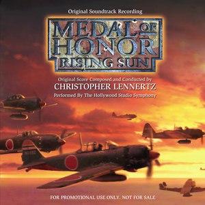 Christopher Lennertz альбом Medal of Honor: Rising Sun