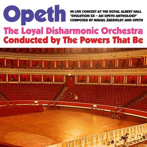 Opeth альбом In Live Concert At The Royal Albert Hall