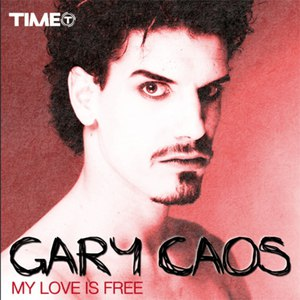 Альбом Gary Caos My Love Is Free