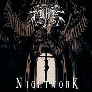 Альбом Diabolical Masquerade Nightwork