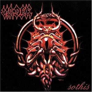 Vader альбом Sothis