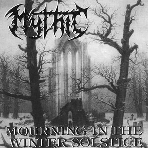 Альбом Mythic Mourning in the Winter Solstice