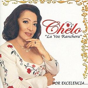 Chelo альбом Por Excelencia...