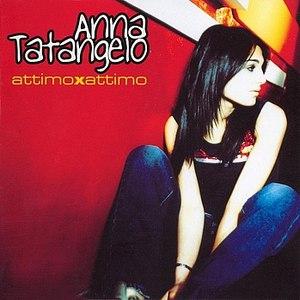 Альбом anna tatangelo Attimo X Attimo